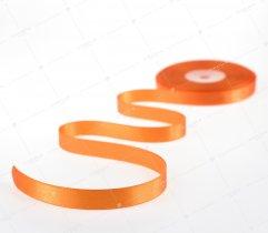 Wstążka atłasowa 12,5 mm pomarańczowa (535)