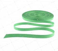 Taśma bawełniana 10 mm zielona jodełka (1062)
