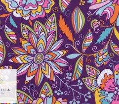 Silki - Kwiaty Multikolor