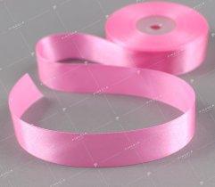 Wstążka atłasowa różowa 25 mm (525)
