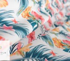 Silki tropikalne liście