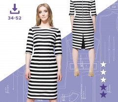 Hania dress 34-52 A4 file