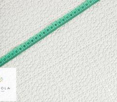 Koronka ecru kółka na kwadratach 150cm