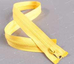 Zamek kostkowy żółty 70 cm