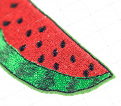 Naprasowanka kawałek arbuza (2175)