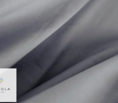 Bawełna pościelowa ciemna szara