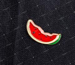 Przypinka, wpinka, pin arbuz (2244)