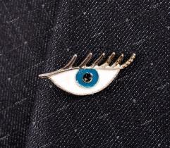 Przypinka, wpinka, pin oczko (2240)