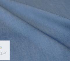 Jeans cienki denim niebieski