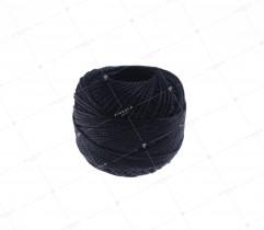 Kordonek karat '8' czarny (394)
