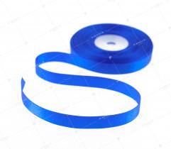 Wstążka atłasowa royal blue 12,5 mm (542)