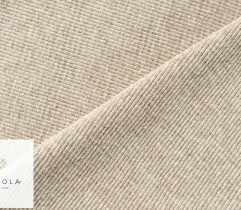 Welt - cotton, beige melange, 90 cm