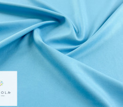 Mikrofibra błękitna 130 cm (2777)