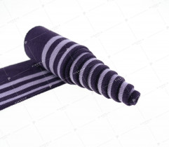 Knit welt 100 cm/ 6,5 cm shades of purple (2826)