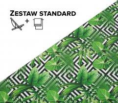 Zestaw standard – liście