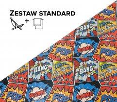 Zestaw standard – komiks