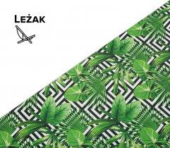 Zestaw leżakowy – liście