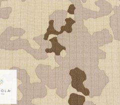 Tkanina rip-stop pustynny kamuflaż moro (KSK)