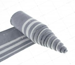 Knit welt 100 cm/ 6,5 cm shades of grey (2798)