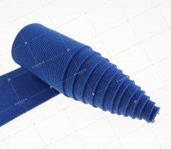 Guma tkana 50 mm niebieska