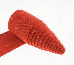 Guma tkana 50 mm czerwona