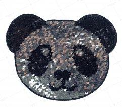 Aplikacja cekiny panda (2919)