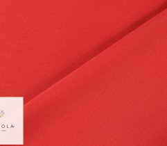 Popelina nylon czerwona