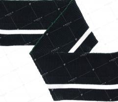 Ściągacz czarny mankiet 64 cm a 10 cm (3012)