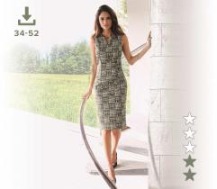 Dominika Dress 34-52 A4 file