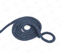 Sznurek bawełniany - dżins (3077)