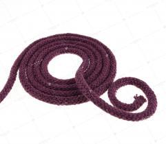 Sznurek bawełniany - wrzos (3079)