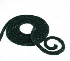 Sznurek bawełniany - ciemno zielony (3088)