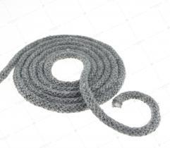 Sznurek bawełniany - średni szary (3096)