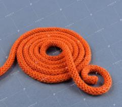 Sznurek bawełniany - pomarańczowy (3092)