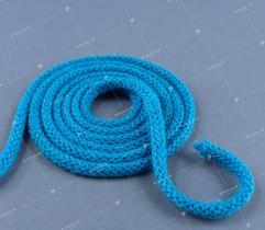 Sznurek bawełniany - błękitny (3078)