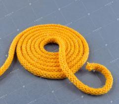 Sznurek bawełniany - żółty (3093)