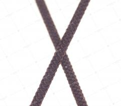 Round elastic 2mm burgundy (3127)