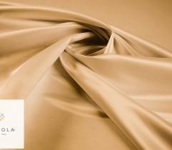 Tkanina dekoracyjna atłasowa złota