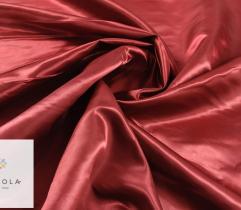 Tkanina dekoracyjna atłasowa szkarłat