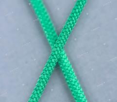 Round elastic 2mm green (3124)