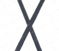 Round elastic 2mm black (3119)