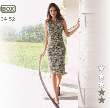 45e29b01d2 Sukienka Dominika 34-52 wydruk wielkoformatowy i surowce