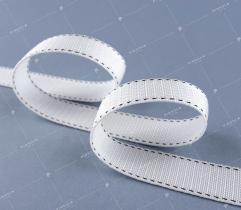 Taśma nośna 25mm biała (3114)