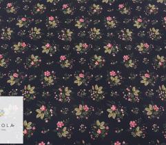 Silki różowe polne kwiaty