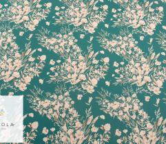 Silki kwiaty na zielonomorskim