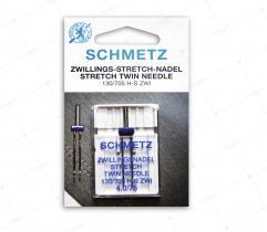 Igły Schmetz 130/705 H-S ZWI NE 4,0 SMS