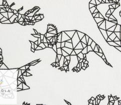 Bawełna T-shirt dinozaury