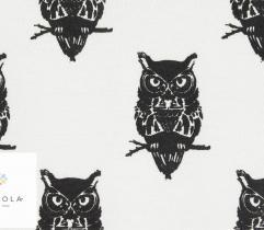 Bawełna T-shirt sowy