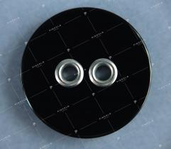 Button black 3cm (3361)