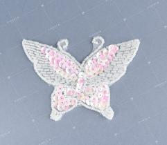 Patch butterfly sequins (3352)